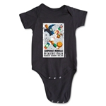 1934 FIFA World Cup Emblem Onesie (Black)