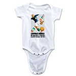 1934 FIFA World Cup Emblem Onesie (White)