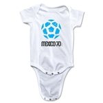 1970 FIFA World Cup Emblem Onesie (White)