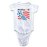 1994 FIFA World Cup Emblem Onesie (White)
