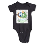 2006 FIFA World Cup Emblem Onesie (Black)