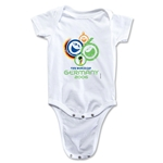 2006 FIFA World Cup Emblem Onesie (White)