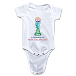 FIFA U-20 World Cup New Zealand 2015 Emblem Onesie (White)