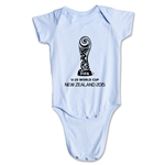 FIFA U-20 World Cup New Zealand 2015 Emblem 2 Onesie (Sky)