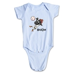 FIFA U-20 World Cup New Zealand 2015 Mascot 2 Onesie (Sky)