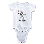 FIFA U-20 World Cup New Zealand 2015 Mascot 3 Onesie (White)