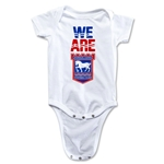 Ipswich Town We Are Onesie (White)