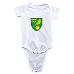 Norwich City Core Onesie (White)