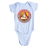 FC Santa Claus Core Infant Onesie (Sky)