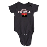 Angola Football Onesie (Black)