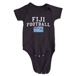 Fiji Football Onesie (Black)