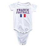 France Football Onesie (White)