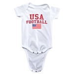 USA Football Onesie (White)