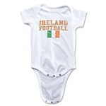 Ireland Football Onesie (White)