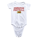 Zimbabwe Football Onesie (White)