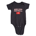 Hong Kong Football Onesie (Black)