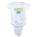 Kazakhstan Football Onesie (White)