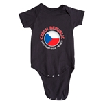 Czech Republic Euro 2016 Fashion Onesie (Black)