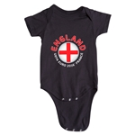 England Euro 2016 Fashion Onesie (Black)