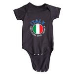 Italy Euro 2016 Fashion Onesie (Black)