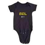 Belgium Euro 2016 Elements Onesie (Black)