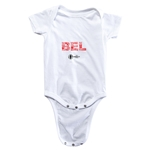 Belgium Euro 2016 Elements Onesie (White)