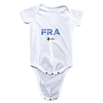 France Euro 2016 Elements Onesie (White)