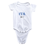 Italy Euro 2016 Elements Onesie (White)