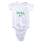 Wales Euro 2016 Elements Onesie (White)