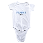 France Euro 2016 Core Onesie (White)