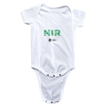 Northern Ireland Euro 2016 Elements Onesie (White)