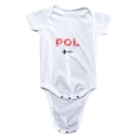 Poland Euro 2016 Elements Onesie (White)