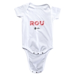 Romania Euro 2016 Elements Onesie (White)