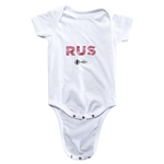 Russia Euro 2016 Elements Onesie (White)