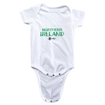 Northern Ireland Euro 2016 Core Onesie (White)