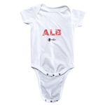 Albania Euro 2016 Elements Onesie (White)