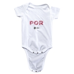 Portugal Euro 2016 Elements Onesie (White)