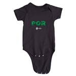 Portugal Euro 2016 Elements Onesie (Black)