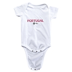Portugal Euro 2016 Core Onesie (White)