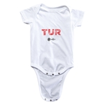 Turkey Euro 2016 Elements Onesie (White)
