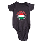 Hungary Euro 2016 Fashion Onesie (Black)