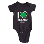 Ireland Euro 2016 Fashion Onesie (Black)