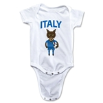 Italy Animal Mascot Onesie (White)
