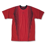 Xara Women's Reading Soccer Jersey (Red/Blk)