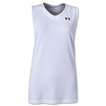 Under Armour Women's Tempo Racerback Jersey (White)