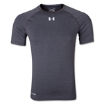 Under Armour Heatgear Sonic Compression T-Shirt (Dk Grey)