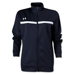 Under Armour Women's Campus Warm-Up Jacket (Blk/Wht)