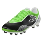 Lotto Zhero Gravity III 200 FG (Black/Metal Neon Green)