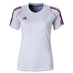 adidas Carlsbad Women's Competitive Away Jersey (Wh/Sc)