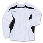 Lanzera Forza LS Training Top (Wh/Bk)